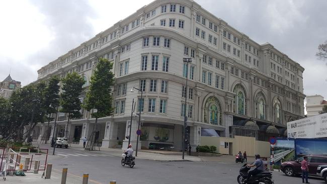 """Dự án """"khủng"""" của gia tộc giàu có Trương Mỹ Lan trên phố đi bộ Nguyễn Huệ (Sài Gòn)"""