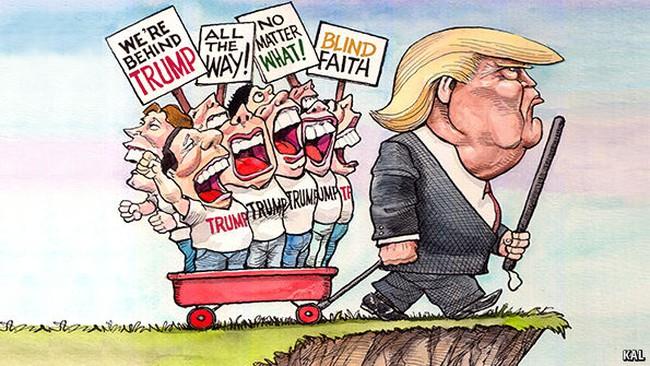 Vì sao mọi lỗi lầm của Donald Trump đều sẽ được tha thứ?