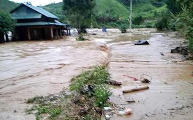 Vỡ ống thủy điện Sông Bung 2: Chưa tìm thấy 24 người
