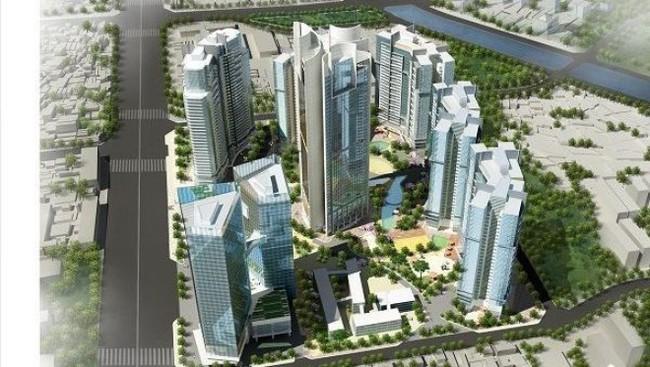 Chuẩn bị triển khai dự án Vinhomes Smart City có quy mô gần bằng Royal City trên đường Nguyễn Trãi