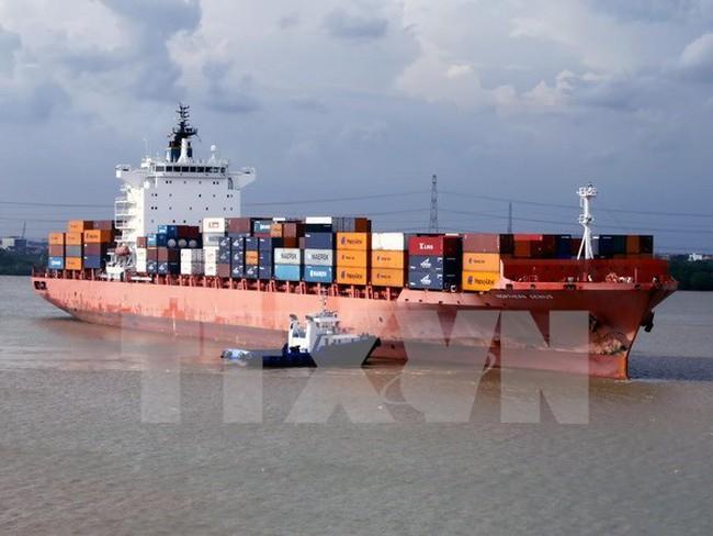Ngành đường thủy tập trung đảm nhận vận tải khối lượng lớn