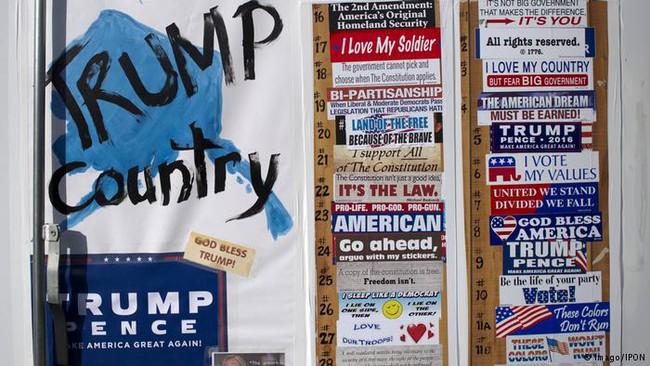 Những người chiến thắng thực sự trong cuộc bầu cử tổng thống Mỹ