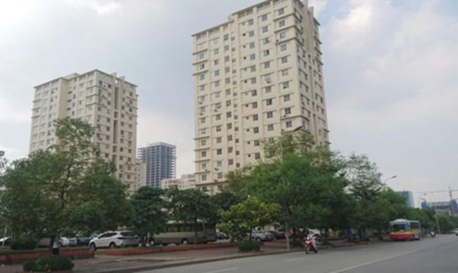 Dân kêu trời với chung cư tái định cư