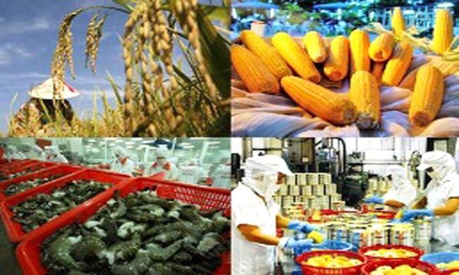 Xuất khẩu nông, lâm, thủy sản ước đạt 31 tỷ USD