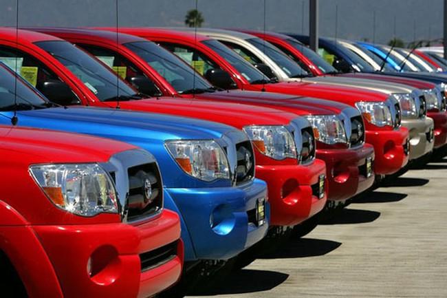 Cuối năm, Bộ Tài chính siết chặt quản lý ô tô nhập khẩu