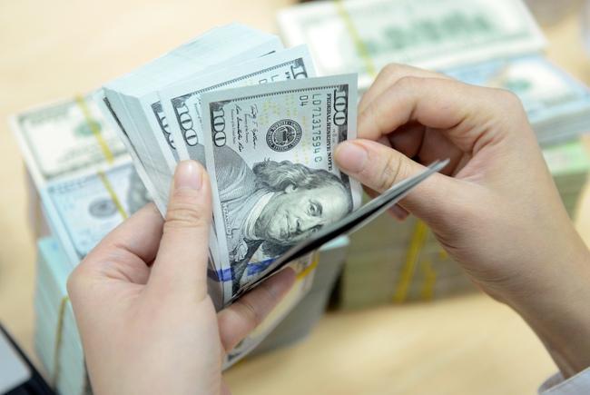 Tỷ giá USD/VND tăng mạnh