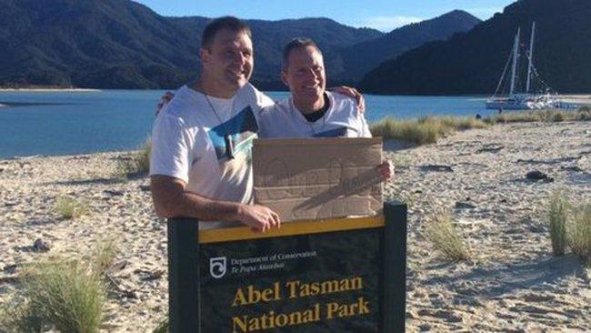 Người New Zealand góp tiền mua lại bãi biển hoang sơ