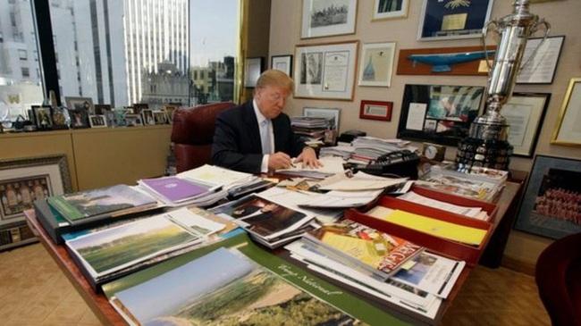 Ông Trump: Làm tổng thống quan trọng hơn kinh doanh