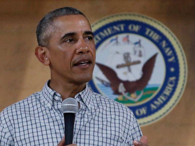 Tổng thống Barack Obama tự tin sẽ thắng nếu tranh cử Tổng thống năm 2016