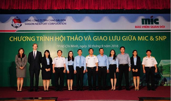 MIC: Doanh nghiệp bảo hiểm hàng đầu phục vụ khách hàng quân đội