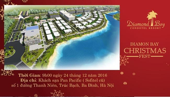 Diamond Bay Christmas Fest - Hơn cả một lễ hội