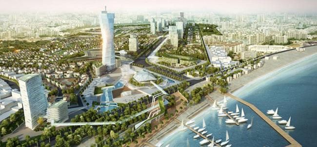Hé lộ về siêu đô thị hơn 10.000 tỷ đồng trên nền đất vàng sân bay Nha Trang cũ