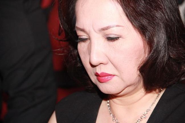 """Cổ phiếu của Quốc Cường Gia Lai giảm sàn sau lời """"đe dọa"""" của bà Như Loan"""