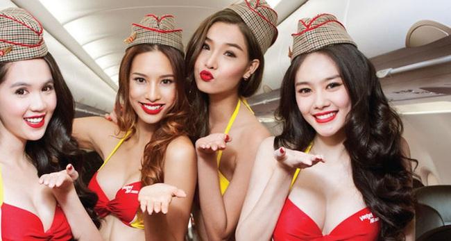 Tại sao bạn lại phải trả tiền cho các bữa ăn khi bay VietjetAir, còn với Vietnam Airlines lại được miễn phí?