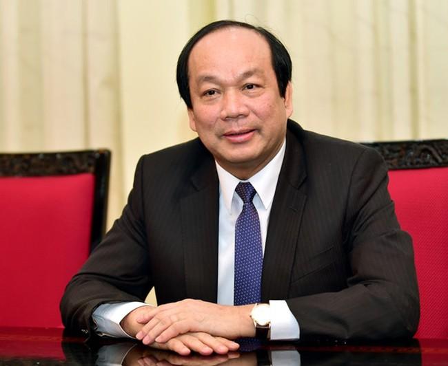 Bộ trưởng Mai Tiến Dũng: Không có sự tiếp tay cho Trịnh Xuân Thanh bỏ trốn