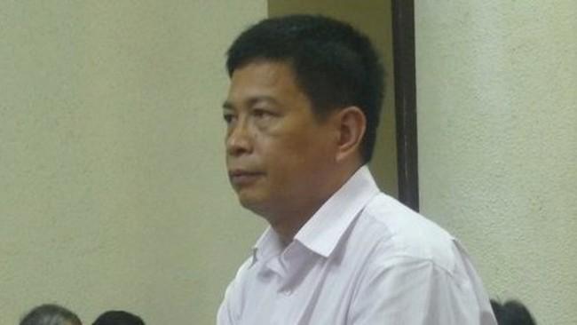 Tạm đình chỉ án tù nguyên TGĐ PMU 18 Bùi Tiến Dũng