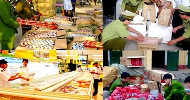 Lập 5 Đoàn kiểm tra phòng chống buôn lậu dịp Tết