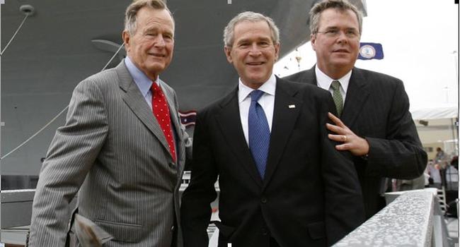 """Bush - Gia tộc """"giàu ba đời"""" hai lần làm ông chủ Nhà Trắng"""