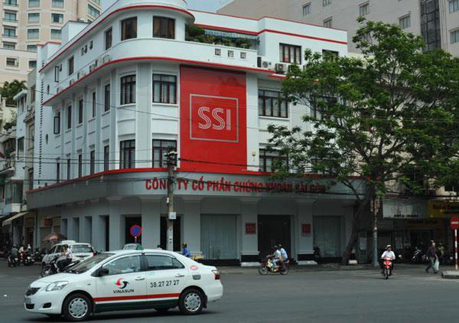 SSI cho vay margin 3.883 tỷ đồng, hoàn thành 99,99% kế hoạch lợi nhuận 2016 chỉ sau 9 tháng