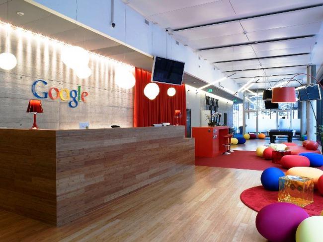 """""""Góc khuất"""" đằng sau thiên đường làm việc Google"""