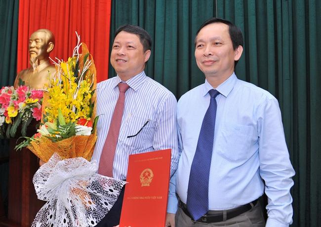 Phó Tổng Giám đốc VietinBank làm Chánh Văn phòng NHNN