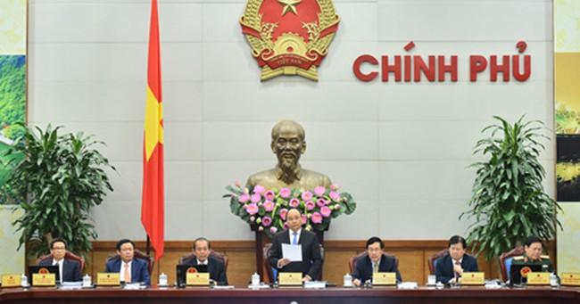 Thủ tướng nêu các tồn tại của Chính phủ, gồm có vụ Trịnh Xuân Thanh