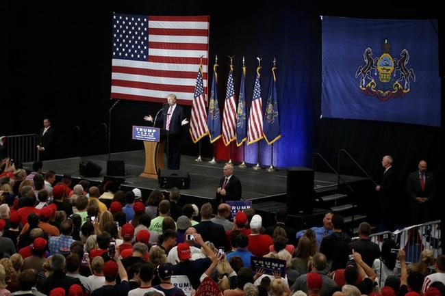 Tuần tồi tệ của ông Trump