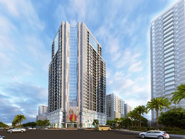 Hà Nội đón thêm nguồn cung 400 căn hộ khu vực phía Mỹ Đình