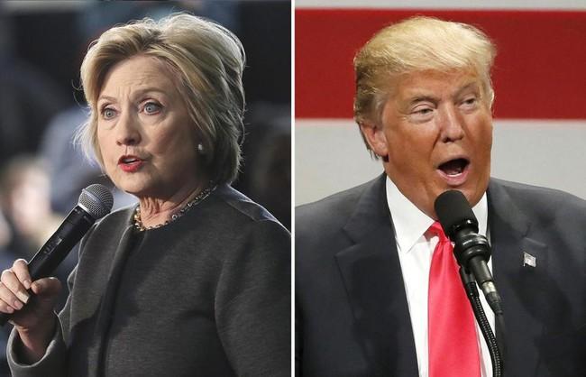 Hillary Clinton nói Trump là con rối trong tay Putin