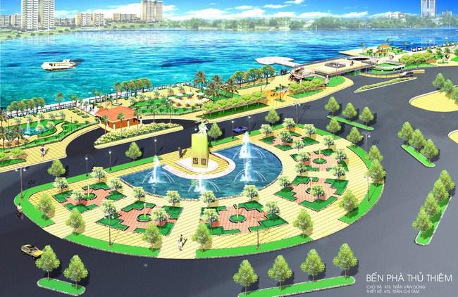 Vạn Thịnh Phát đánh rơi dự án công viên cảng Bạch Đằng vào tay Saigontourist
