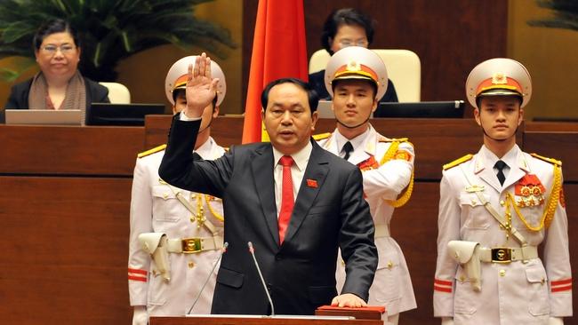 Đại tướng Trần Đại Quang đắc cử chức Chủ tịch nước