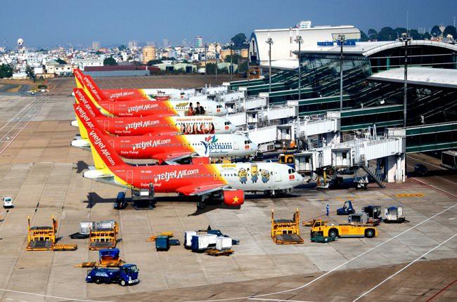 Cuộc đua mở rộng đội tàu bay ở Việt Nam