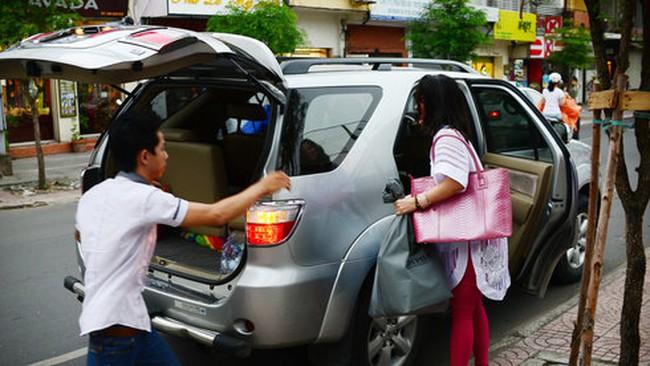 Thu thuế Uber:Nhà nước... trắng tay