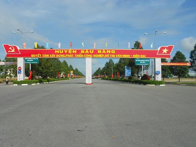 Hơn 5.700 tỷ đồng đầu tư mở rộng khu công nghiệp Bàu Bàng, Bình Dương