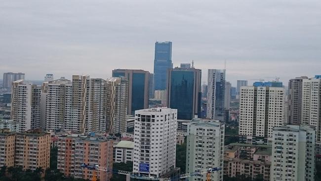 Bất động sản Hà Nội: Đổ bộ về phía Tây