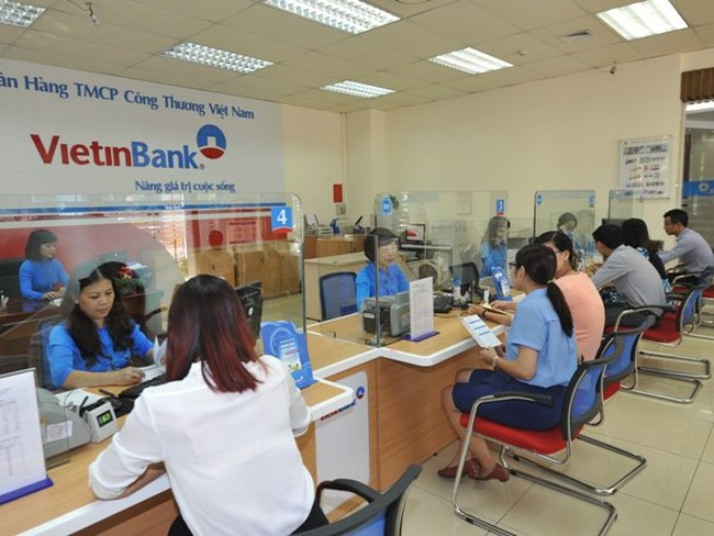 Sau Tết nguyên đán 2017, VietinBank sẽ thanh toán cổ tức năm 2015 cho cổ đông