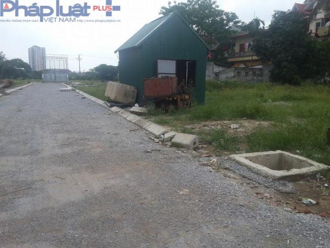 """Dự án nhà ở xã hội Rice City Sông Hồng """"chết dí"""" sau 2 năm khởi công"""