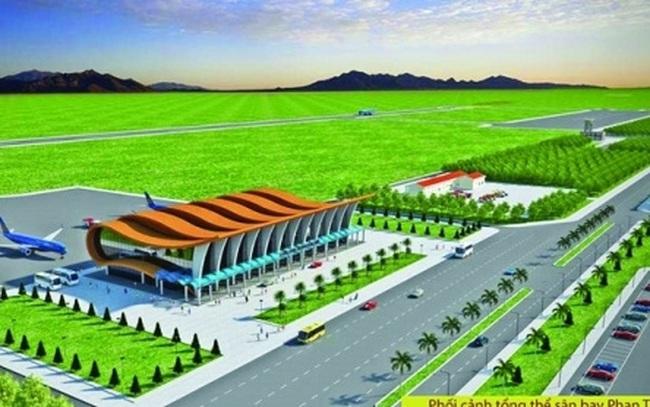 Bình Thuận chi 300 tỷ đồng mở rộng đường ra sân bay