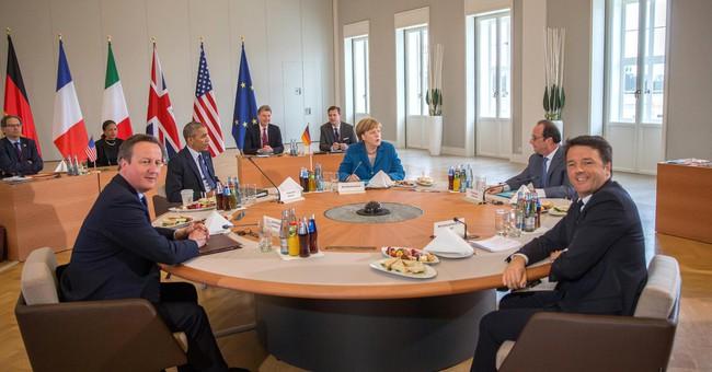 Thay đổi chóng mặt của lãnh đạo thế giới qua 1 bức ảnh