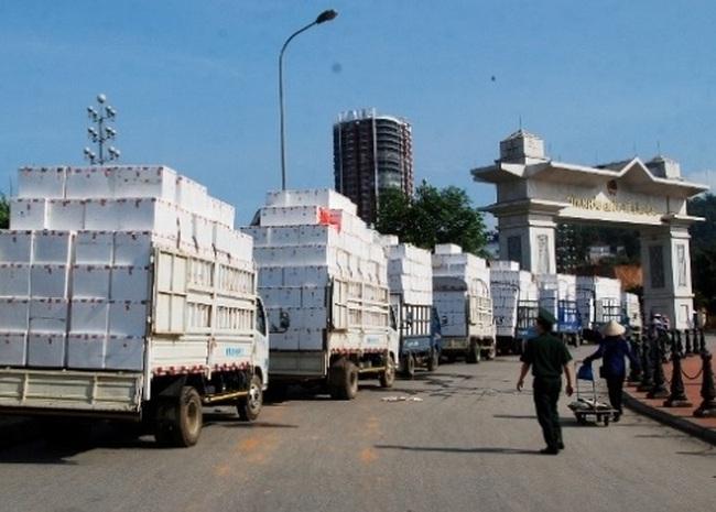 40 mặt hàng Việt Nam đã có mặt tại thị trường Trung Quốc