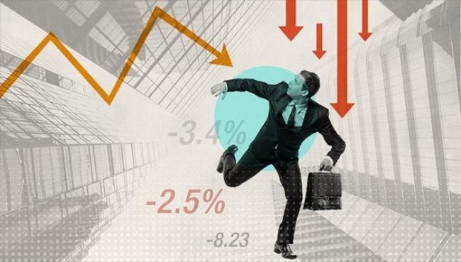 Khối ngoại chấm dứt mua ròng, thị trường lập tức giảm sâu