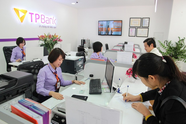 TPBank: 9 tháng lãi trước thuế 354 tỷ đồng, mới đạt nửa kế hoạch cả năm