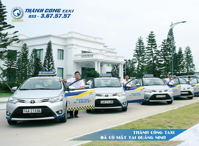 Thành Công Taxi Quảng Ninh: Bước đi khởi đầu vững chắc
