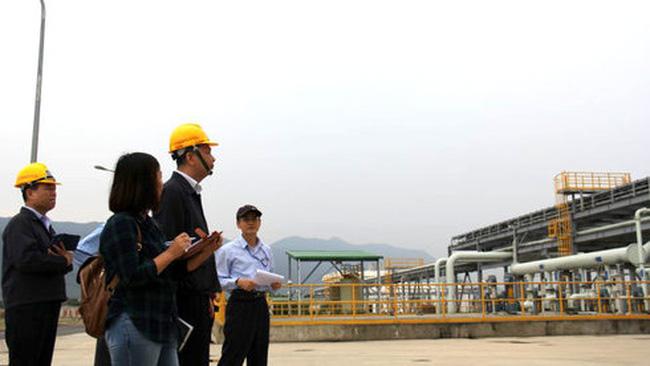 Ông Lê Phước Vũ cam kết xây nhà máy thép không ô nhiễm