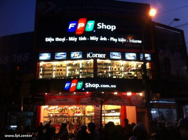 FPT có thể hoàn tất thương vụ tại FPT Shop trong quý 1/2017