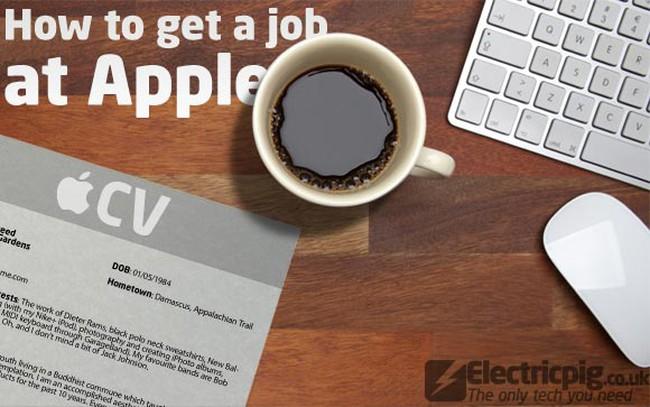 """Ứng viên trải qua quá trình phỏng vấn khốc liệt tại Apple tiết lộ """"đề thi"""""""