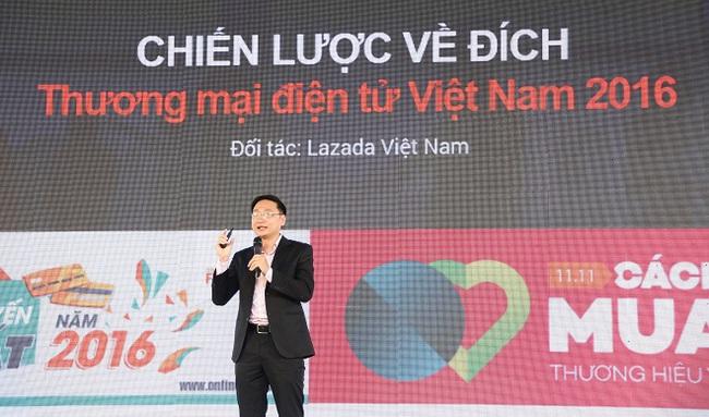 """Muốn thị trường TMĐT Việt Nam phát triển: """"Rất cần những doanh nghiệp đi đầu"""""""