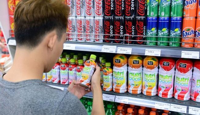 Người tiêu dùng Việt ngày càng ưa chuộng nước giải khát bổ sung vi chất