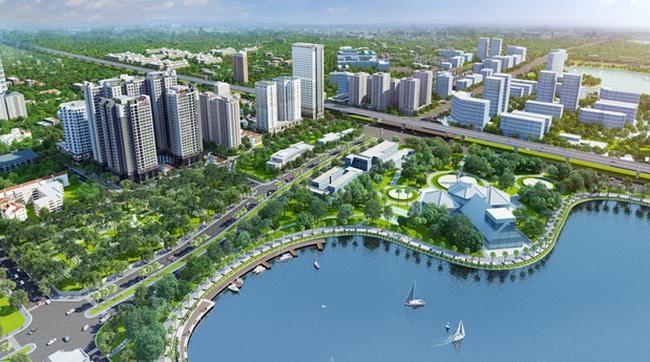 Thị trường sắp xuất hiện dự án trung tâm quận Thanh Xuân