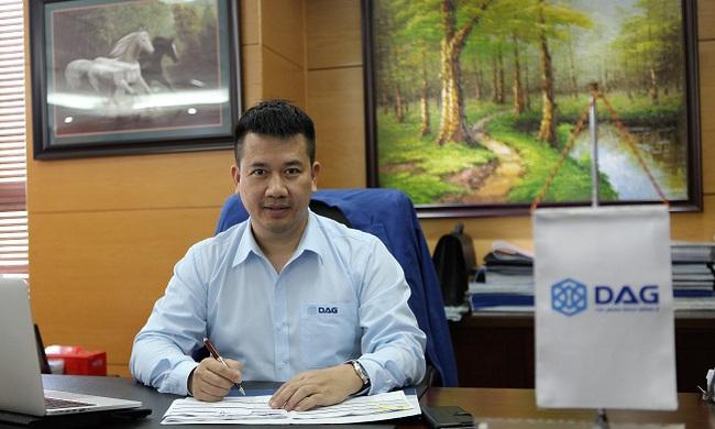 """TGĐ Nhựa Đông Á (DAG): """"Vì yêu những cánh rừng nên tôi làm cửa nhựa"""""""